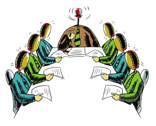 如何主持会议-校园新闻-127社区