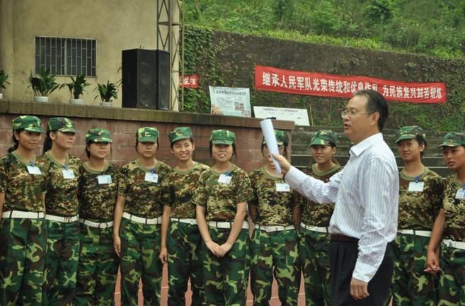 重庆科创职业学院举行2014级新生法制,消防安全教育讲座
